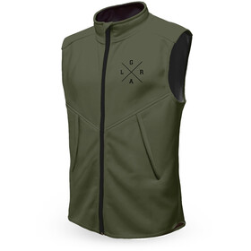 Loose Riders Technical Vest Men, olive